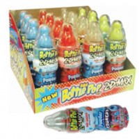 Topps Baby Bottle 2D Max Pop Candy 18ct 1 ea [041116006524]