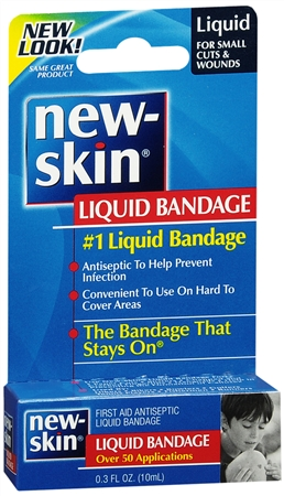New-Skin Liquid Bandage 0.30 oz [375137703354]