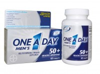One-A-Day Men's Advantage 50+ Multivitamin 65 ea [016500550082]