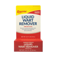 Premier Liquid Wart Remover, Maximum Strength 0.31 oz  [034197004343]
