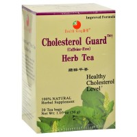 Health King Herbal Tea Bags, Cholesterol Guard 20 ea [646322000405]