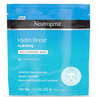 Neutrogena Hydro Boost Hydrating Hydrogel Mask 1 oz [070501154205]
