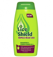 Lice Shield Shampoo and Conditioner 10 oz [067990200070]