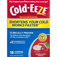 COLD-EEZE Cold Remedy Lozenges,  Cherry 18 ea [091108300130]