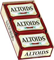 Altoids Tin Cinnamon 12 packs (1.7 oz per pack) 1 ea [022000159359]