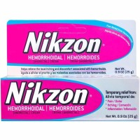 Nikzon Hemorrhoidal Cream 0.9 oz [650066000423]