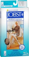 JOBST Medical LegWear Knee High 20-30 mmHg Opaque Medium Silky Beige 1 Pair [035664152710]
