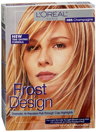 Loreal Frost Design Highlights Pharmapacks