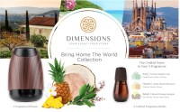 Dimensions Bring Home the World Collection with Diffuser 1 ea [691039107749]
