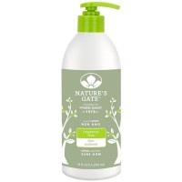 Nature's Gate Vegan Lotion, Fragrance Free 18 oz [078347041727]