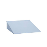 Hermell Foam Bed Wedge Pillow for Back Support, Elevating Legs and Acid Reflux, 1 ea [091608040802]