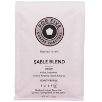 For Five Sable Blend Whole Bean 12 oz [853473008017]