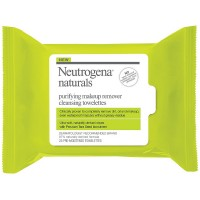 Neutrogena Naturals Purifying Makeup Remover Cleansing Towelettes 25 ea [070501025277]