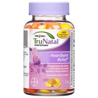 One-A-Day TruNatal Heartburn Relief Supplement Chews 70 ea [016500564911]