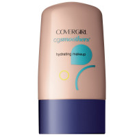 CoverGirl AquaSmoothers Makeup, Natural Ivory [715] 1 oz [022700000258]