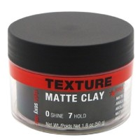 Sexy Hair Style Sexy Hair Matte Clay Texturizing Clay 1.8 oz [646630015498]
