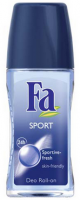 FA Hour Roll-On Deodorant, Sport 1.7 oz [4015000280372]