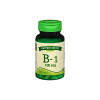 Nature's Truth Vitamin B-1 100mg Tablets, 100 ea  [840093105882]