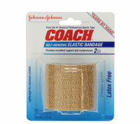 JOHNSON & JOHNSON COACH Self-Adhering Elastic Bandage 2 in x 2.20 Yards [381370079286]