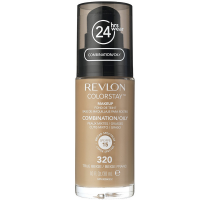 Revlon ColorStay Makeup Combination/Oily Skin, True Beige [320] 1 oz [309975410105]