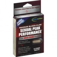 Applied Nutrition Sexual Peak Performance, Magnum Blood-Flow, Power Tablets 16 ea [710363578756]