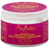 Shea Moisture Superfruit Multi-Vitamin Frizz-Taming Smoothie 12 oz [764302201373]