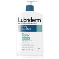 Lubriderm Daily Moisture Lotion Sensitive 16 oz [052800483163]