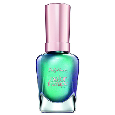 Sally Hansen Color Therapy Nail Polish, Reflection Pool, 0.5 oz [074170443844]