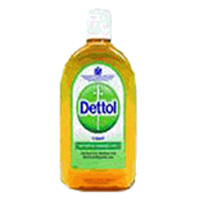 Dettol Topical Antiseptic Liquid 8.45 oz [012496000426]