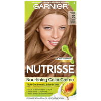 Garnier Nutrisse Haircolor - 70 Almond Creme (Dark Natural Blonde) 1 Each [603084242610]