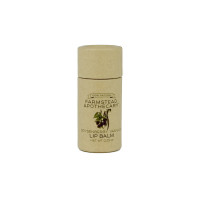 Farmstead Apothecary Lip Balm, Boysenberry Vanilla 0.50 oz [859455006002]