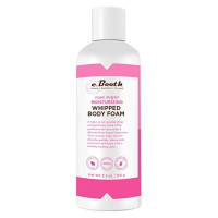 C.Booth Whipped Body Foam Moisturizing Lotion Rose Sugar 5.3 oz [072151805032]