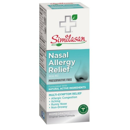 Similasan Nasal Allergy Relief Nasal Mist 0.68 oz [094841254173]