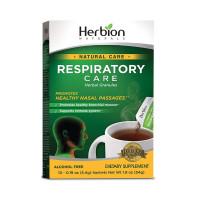 Herbion  Natural Respiratory Care Granules Dietary Supplement,  10 ea [040232174933]