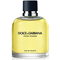 Dolce & Gabbana  Pour Homme Eau-de-toilette Spray For Men 2.5 oz [8011003072088]