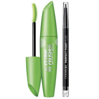 CoverGirl Clump Crusher by Lashblast Mascara, Very Black [800] 1 ea [022700465569]