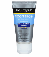 Neutrogena Sport Face Sunscreen Lotion SPF 70+ 2.50 oz [086800870258]