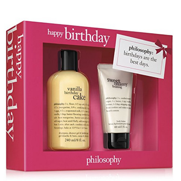 Philosophy Happy Birthday Gift Set 2 Ea 3614224842017