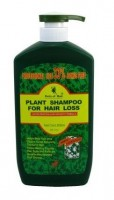 Deity America Plant Shampoo for Hair Loss, 28.1 oz [808419806394]