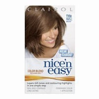 Nice 'n Easy with Color Blend Technology Permanent Color, Natural Light Caramel Brown 116B 1 ea [381519043949]