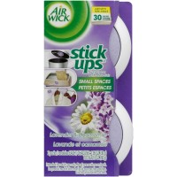 Air Wick Stick Ups Air Freshener, Lavender and Chamomile, 2 ct [062338858258]