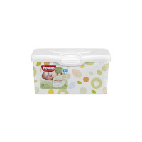 Baby Wipe Huggies Natural Care Tub Aloe Unscented 64 Count [036000393019]