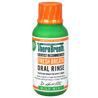 Dr. Harold Katz Therabreath Mint Oral Rinse, Mild 3 oz [697029532409]