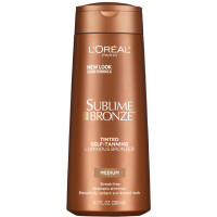 L'Oreal Sublime Bronze, Tinted Self-Tanning Luminous Bronzer, Medium 6.7 oz [071249155530]