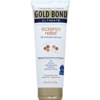 Gold Bond Ultimate Eczema Relief Skin Protectant Cream 8 oz [041167066218]