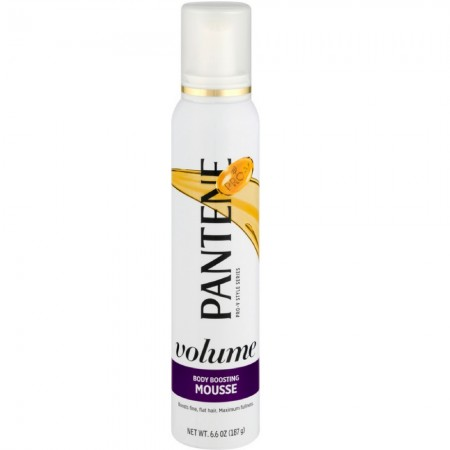 Pantene Pro-V Style Series Volume Body Boosting Mousse, 6.60 oz [080878043026]