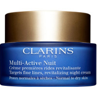 Clarins Multi-Active Night Cream Normal to Dry Skin 1.7 oz [3380810045338]