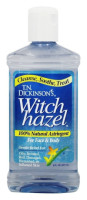 Dickinson's Witch Hazel All Natural Astringent 8 oz [052651000052]