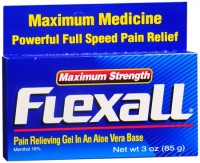 Flexall Gel Maximum Strength 3 oz [041167160220]