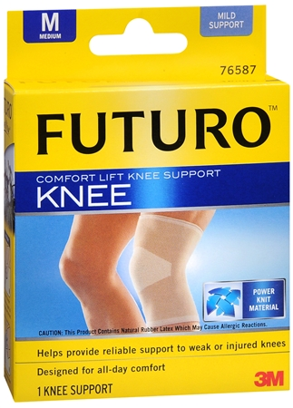 FUTURO Comfort Lift Knee Support Medium 1 Each [382250044035]